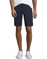 Theory Zaine Sw Neoteric Slim Fit Shorts