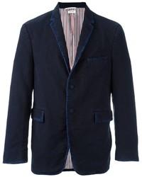 Thom Browne Single Button Casual Blazer