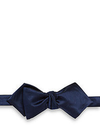 Saks Fifth Avenue RED Silk Satin Batwing Bow Tie