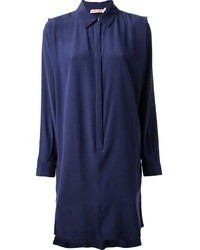 See by Chloe See By Chlo Silk Shirt Dress