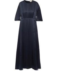 Mansur Gavriel Silk Satin Maxi Dress