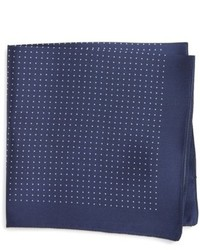 BOSS Dot Silk Pocket Square