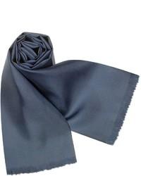 Forzieri Solid Silk Scarf