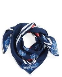 Tiger bandana cotton silk scarf medium 3655292