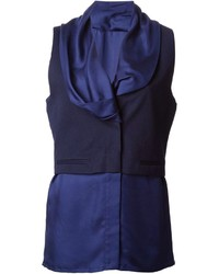 Haider Ackermann Buster Sleeveless Blouse