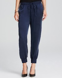 Paige Denim Pants Jadyn Silk