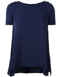 Diane von Furstenberg Plain T Shirt