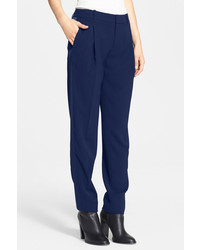 Vince Satin Strapping Trouser