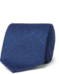 8cm Wool, Silk And Cashmere-blend Tie Drake's
