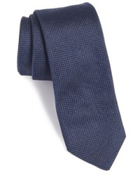 London solid silk tie medium 4949548