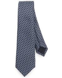 Z Zegna Multi Textured Tie