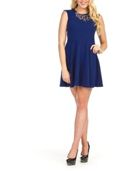 Papillon Fit Flare Dress