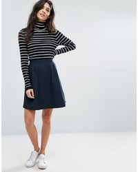 Textured skater skirt medium 1194136