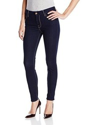 7 For All Mankind Highwaist Contoured Waistband Skinny Jean