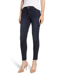 Wit & Wisdom Ab Solution High Waist Modern Skinny Ankle Jeans
