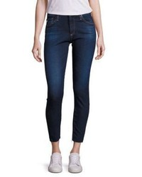 AG Jeans Ag Farrah High Rise Cropped Skinny Jeans