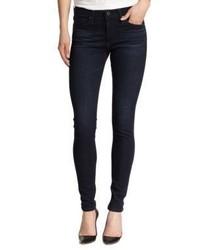 AG Jeans Ag Farrah High Rise Skinny Jeans