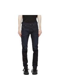 Diesel Black D Strukt 0098b Jeans