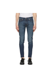 Levis Blue 512 Slim Taper Flex Jeans