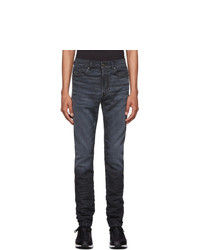 Diesel Blue D Reeft Ne Jogg Jeans