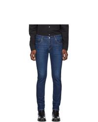 Moussy Vintage Blue Deemston Skinny Jeans