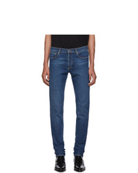 Givenchy Blue New Skinny Fit Jeans