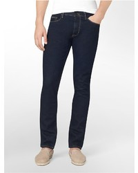 Calvin Klein Skinny Burnished Dark Wash Jeans