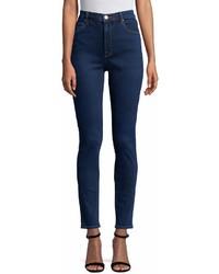 J Brand Carolina Super High Rise Skinny Jean