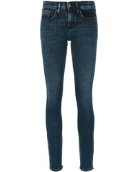CK Calvin Klein Ck Jeans Mid Rise Skinny Jeans