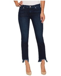 Hudson Colette Mid Rise Skinny In Obsessed Jeans