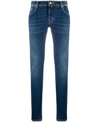 Jacob Cohen Comfort Tailored Slim Fit Jeans
