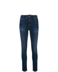 Twin-Set Cropped Skinny Jeans