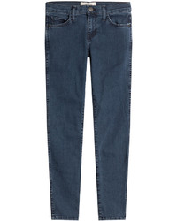 Current/Elliott Cropped Skinny Jeans