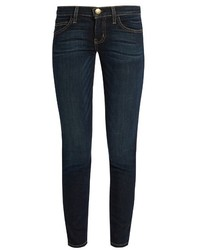 Current/Elliott The Stiletto Mid Rise Skinny Jeans