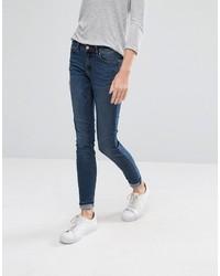 Vila Dark Blue Skinny Jeans