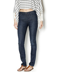 Free People Dark Skinny Jeans