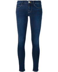 Frame Denim Skinny Fit Jeans