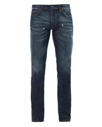 Dolce & Gabbana Gold Fit Slim Leg Jeans
