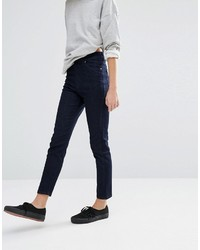 Dr. Denim Dr Denim High Waist Ankle Grazer Skinny Jeans