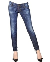 DSquared Skinny Stretch Cotton Denim Jeans