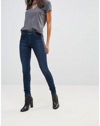 Pepe Jeans Dynamite High Rise Skinny Jeans