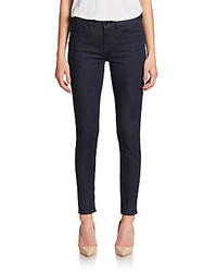 Elie Tahari Dark Azella Skinny Jeans