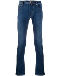 Jacob Cohen Fade Effect Skinny Jeans