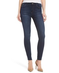 DL1961 Farrow High Waist Skinny Jeans