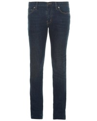 Saint Laurent Five Pocket Skinny Jeans