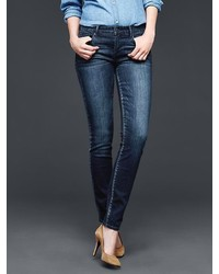 Gap 1969 Deep Indigo Always Skinny Jeans