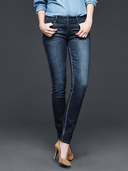 Gap 1969 Deep Indigo Always Skinny Jeans | Where to buy & how to wear