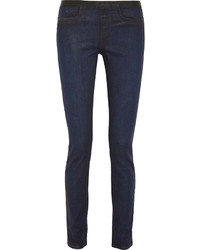 Helmut Lang Stretch Denim Leggings