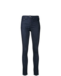 rag & bone/JEAN High Waisted Skinny Jeans