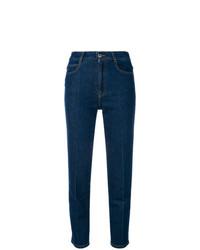 Stella McCartney High Waisted Slim Jeans